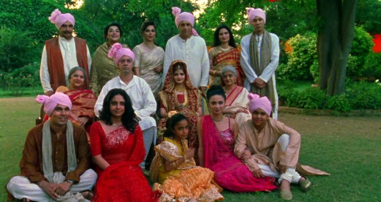 Monsoon Wedding Movie Review