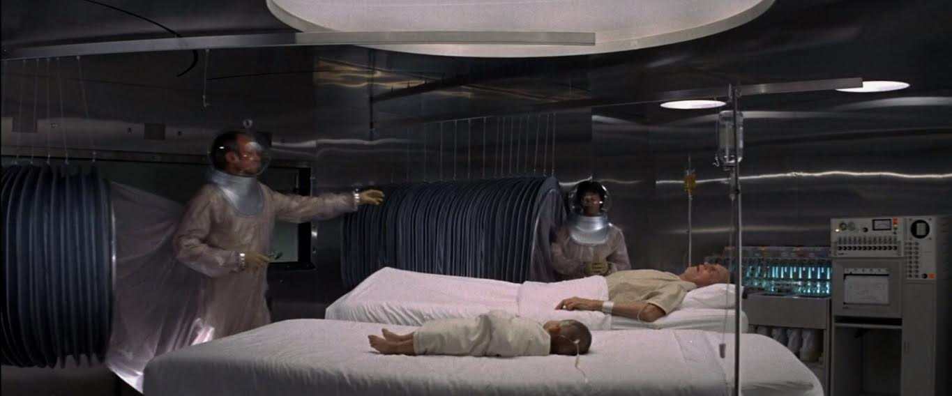 The Andromeda Strain Movie Review