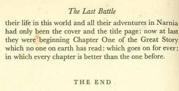 The Last Battle Book Review
