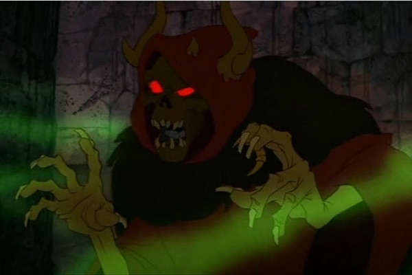 Top Ten Disney Dark Age Characters