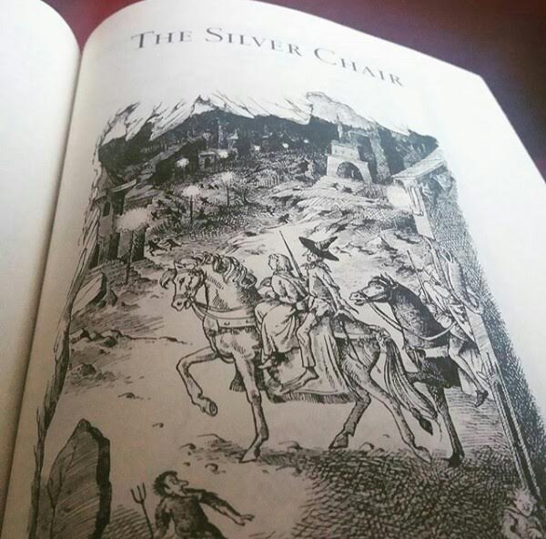 The Silver Chair Book Review