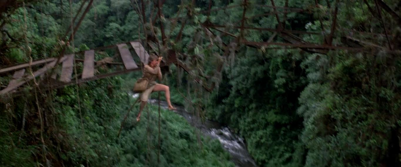 Romancing the Stone Movie Review