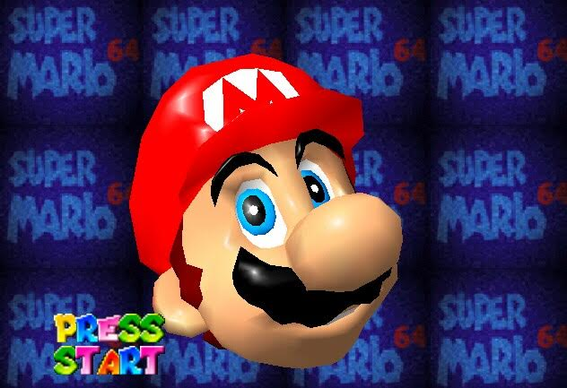 Super Mario 64 Game Review