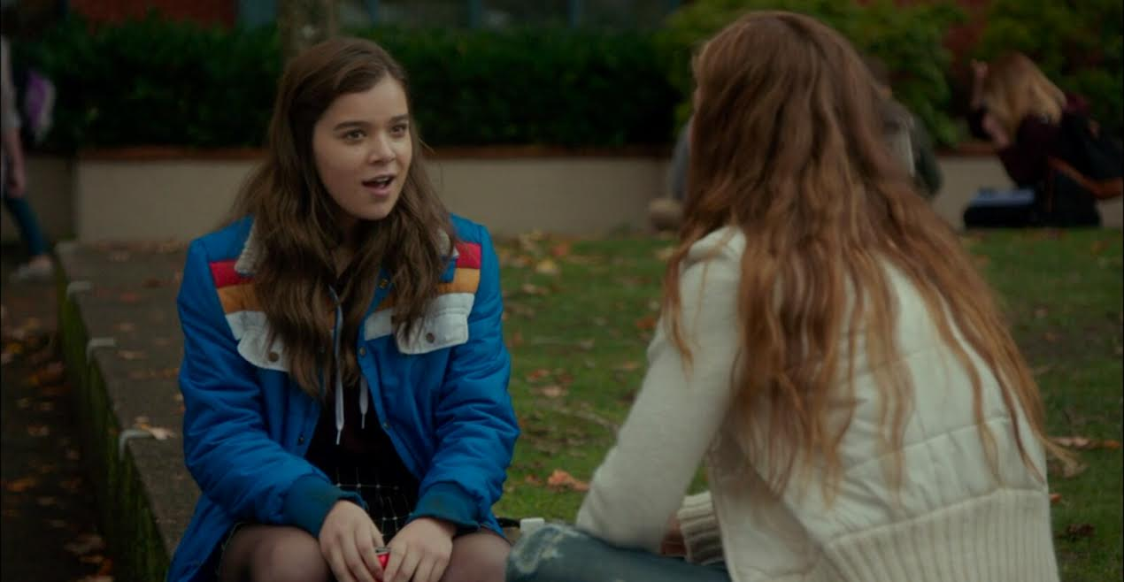 The Edge of Seventeen Movie Review