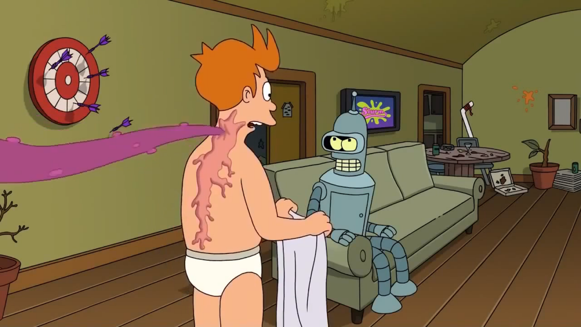 Futurama Season 5 Review