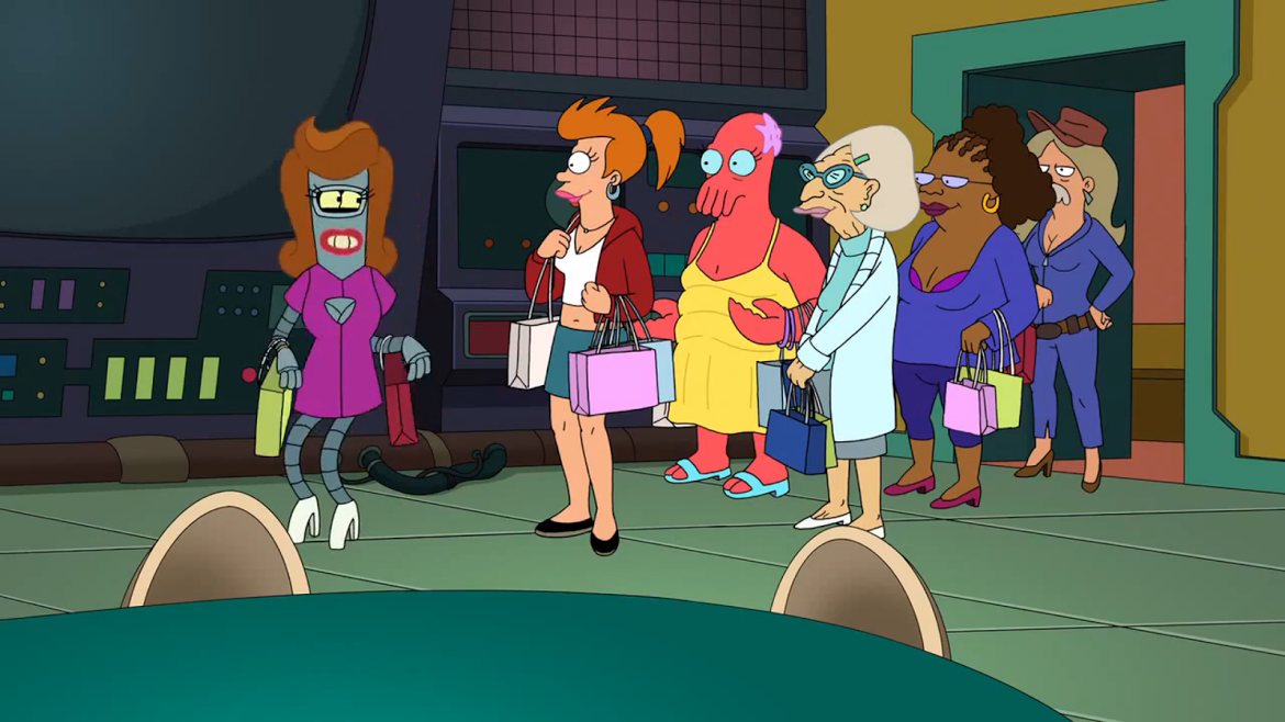 Futurama Season 6 Review