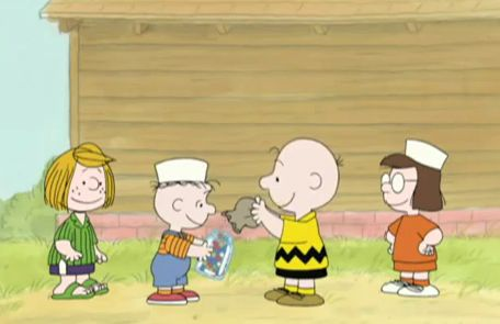He's a Bully, Charlie Brown Review