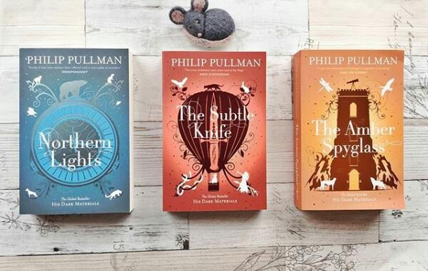 The Subtle Knife by Philip Pullman Book Review