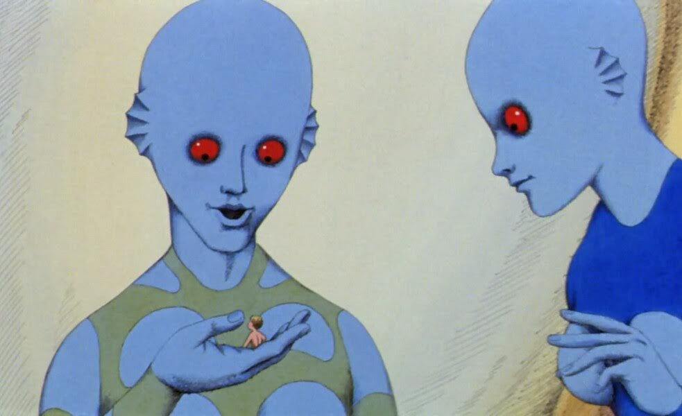 Fantastic Planet Movie Review