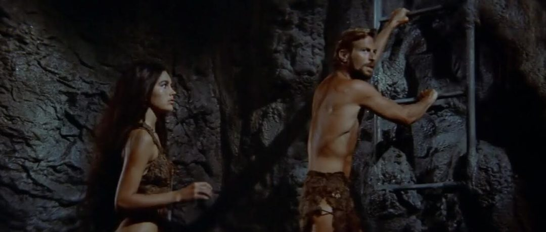 Beneath the Planet of the Apes Movie Review