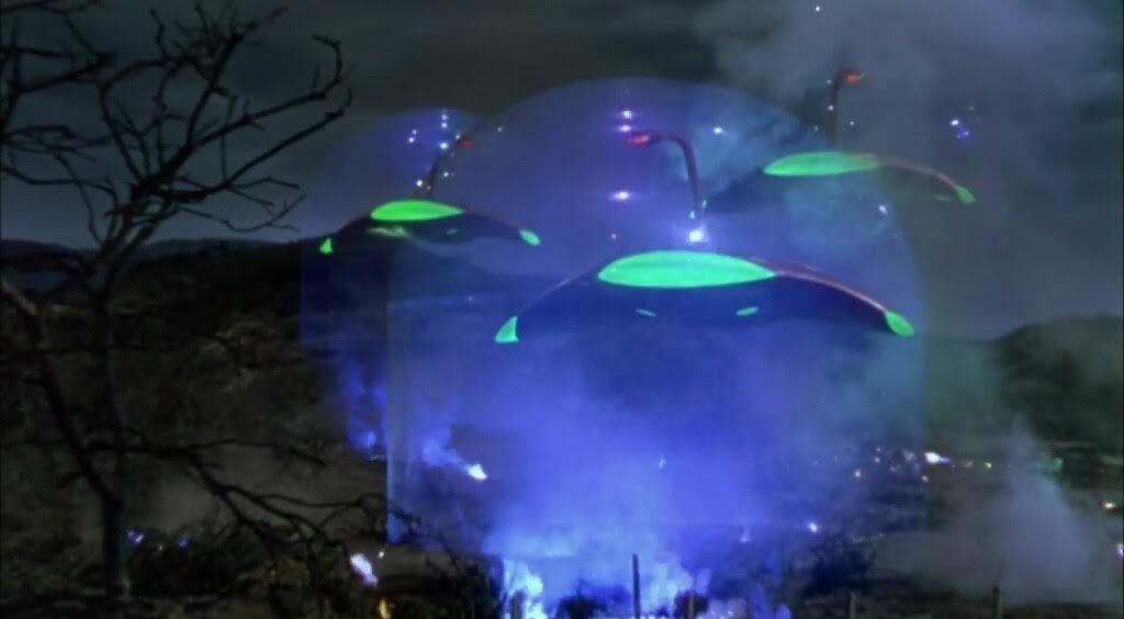 The War of the Worlds Movie Review