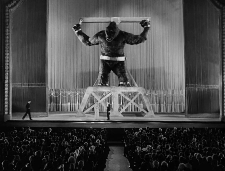 King Kong Movie Review