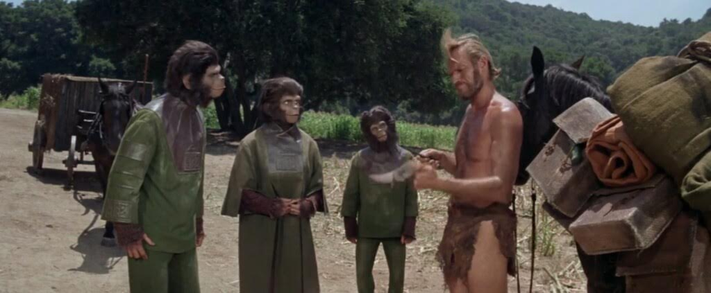 Planet of the Apes Movie Review
