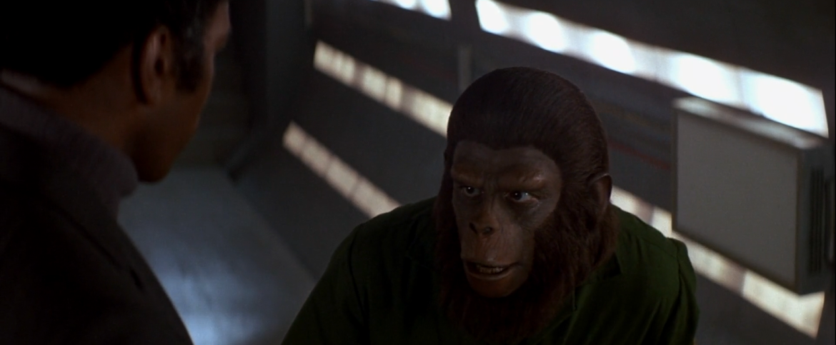 Conquest of the Planet of the Apes Movie Review