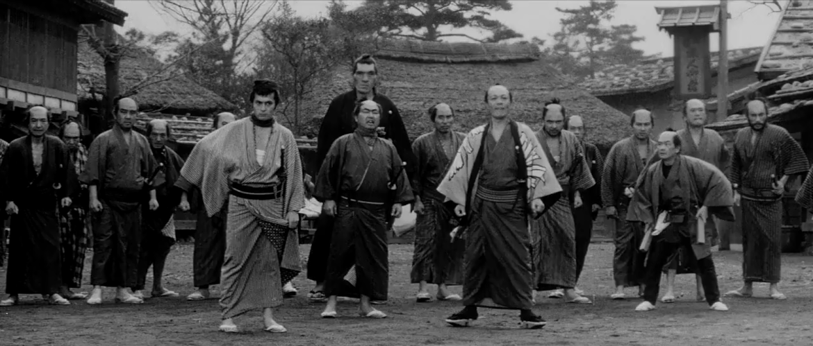 Yojimbo Movie Review