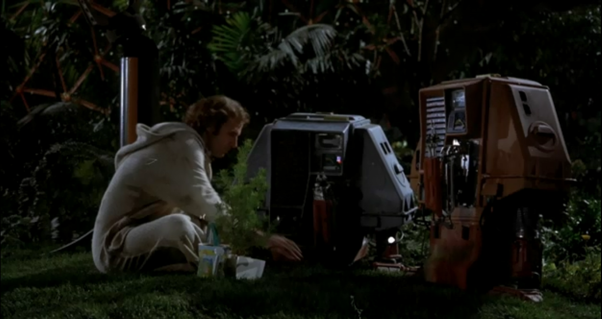Silent Running Movie Review