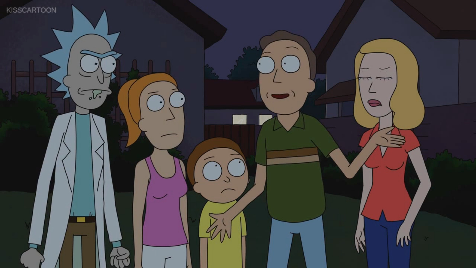 Rick and Morty Season 1 Review