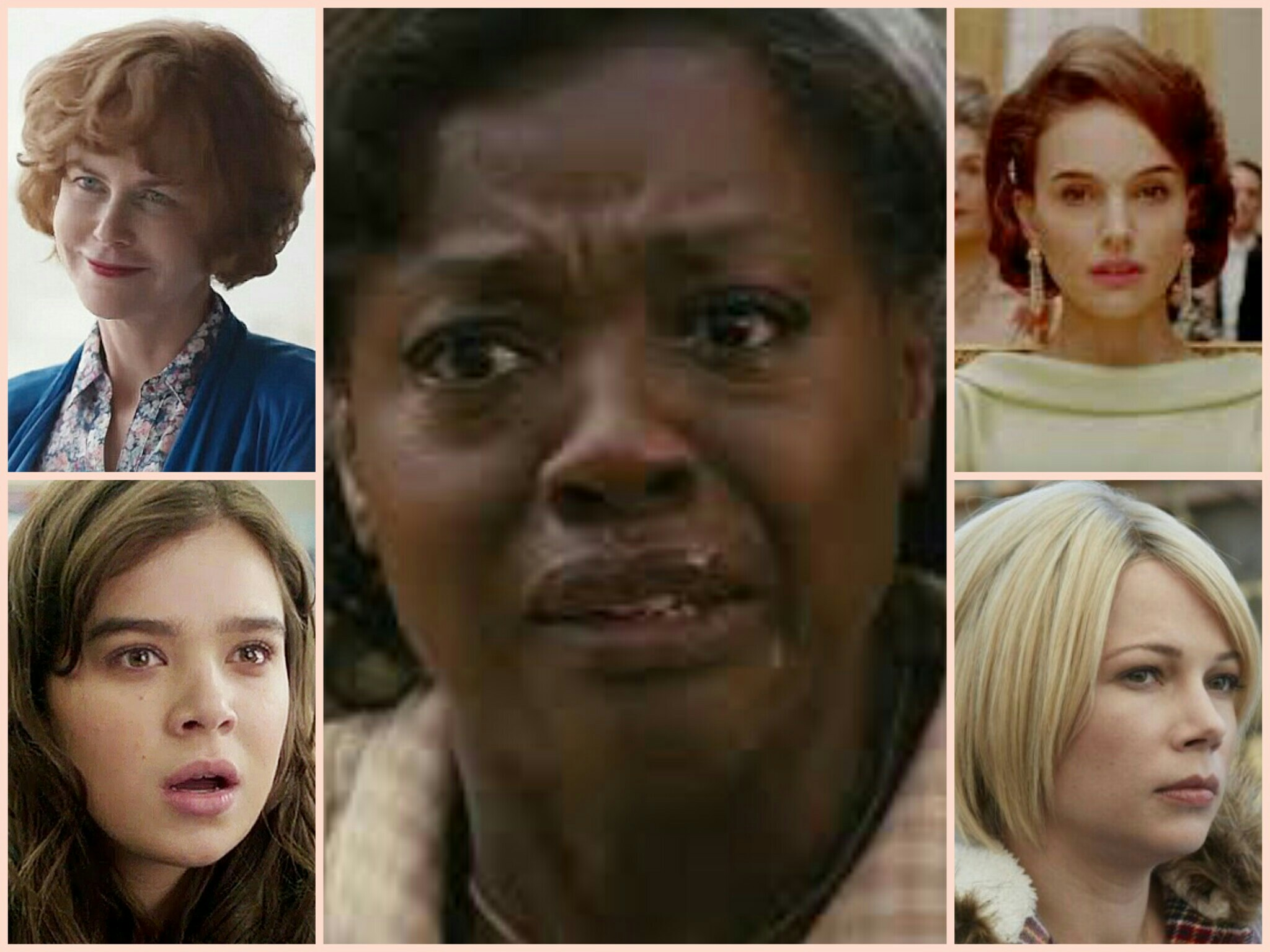 Top Five Female Performances of 2016