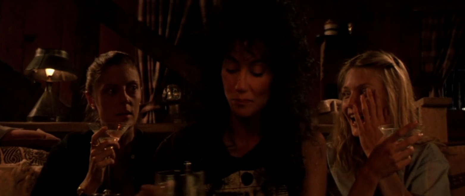 The Witches of Eastwick Movie Review
