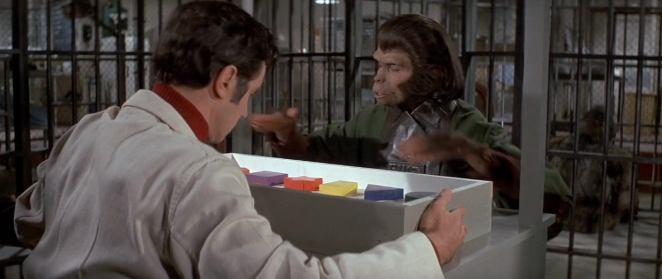 Escape from the Planet of the Apes Movie Review