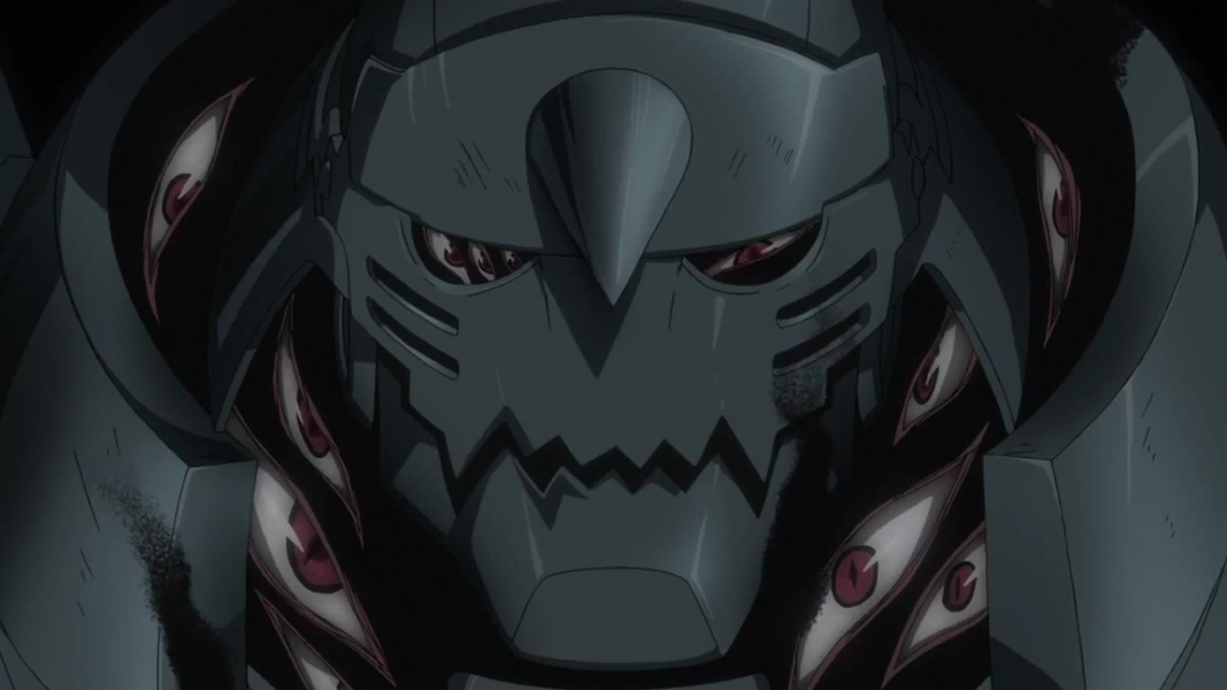 Fullmetal Alchemist Brotherhood Review