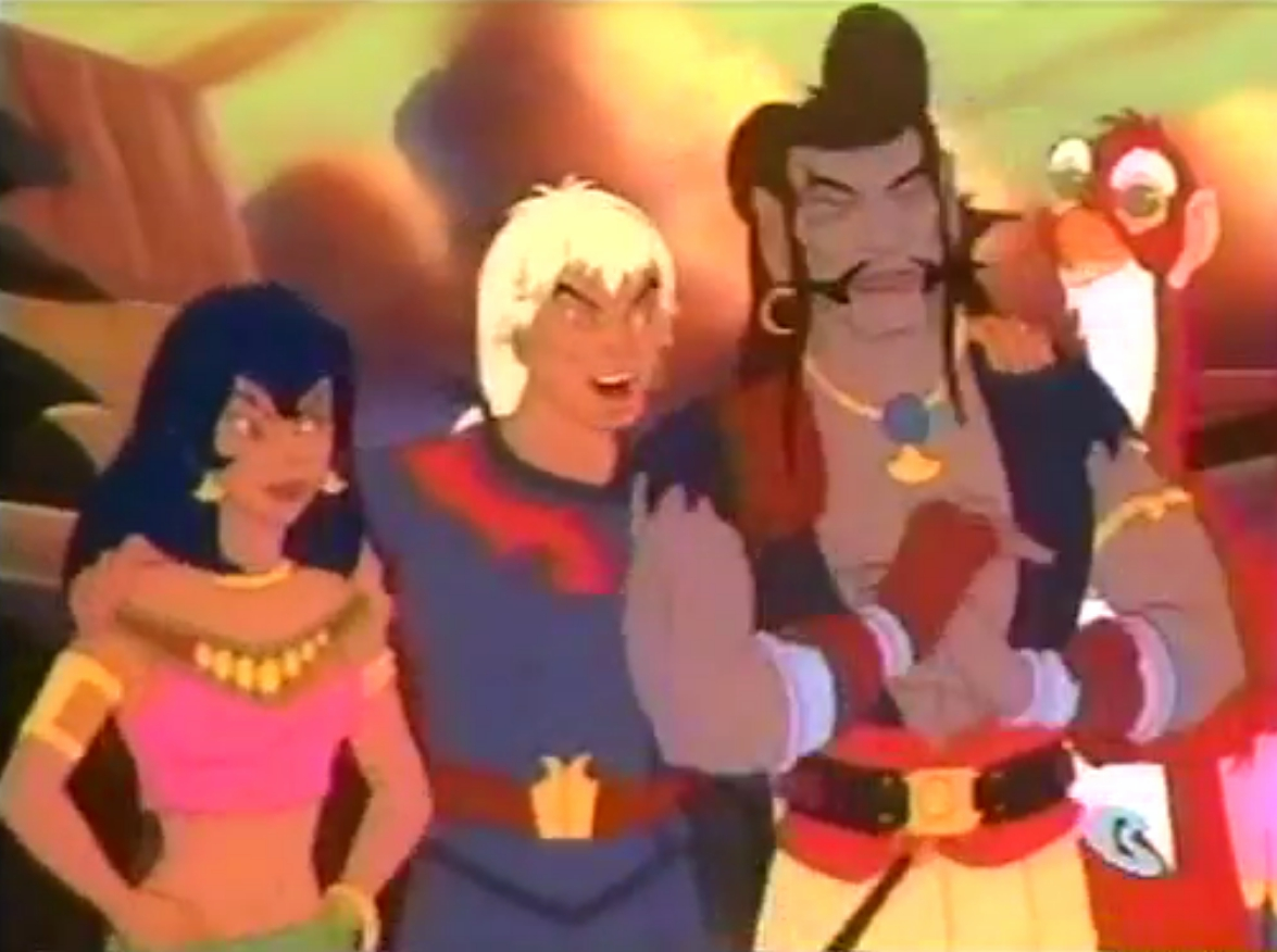 The Pirates of Dark Water Review