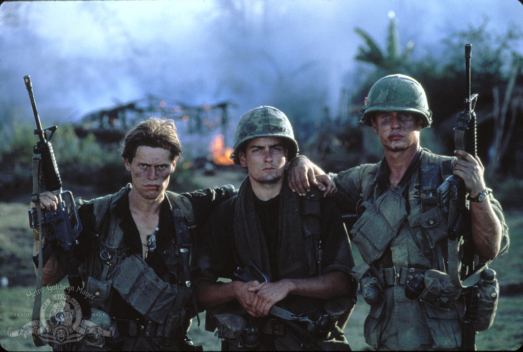Platoon Movie Review