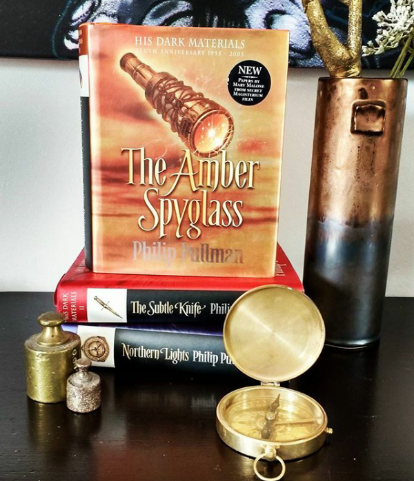 The Amber Spyglass Review