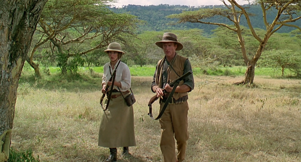 Out of Africa Movie Review