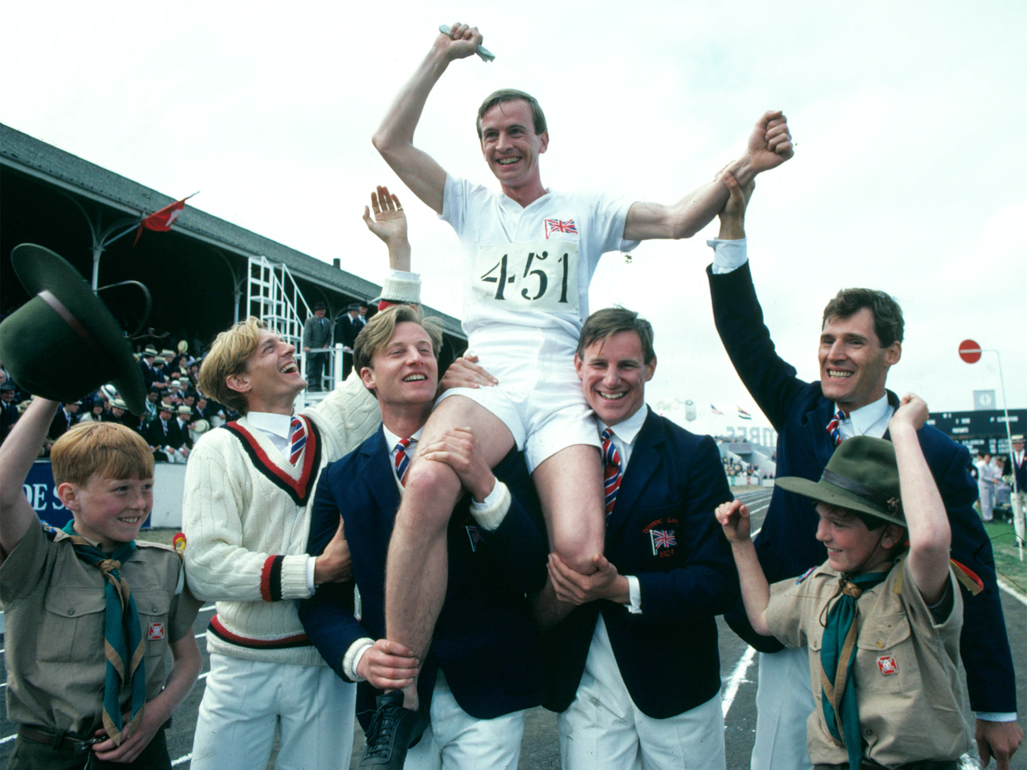 Chariots of Fire Movie Review