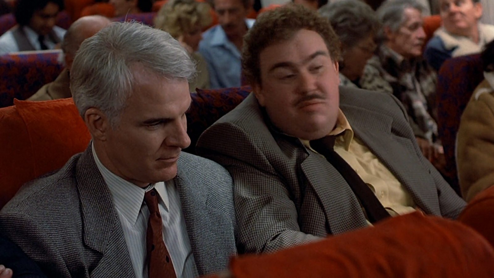 Planes, Trains and Automobiles Movie Review