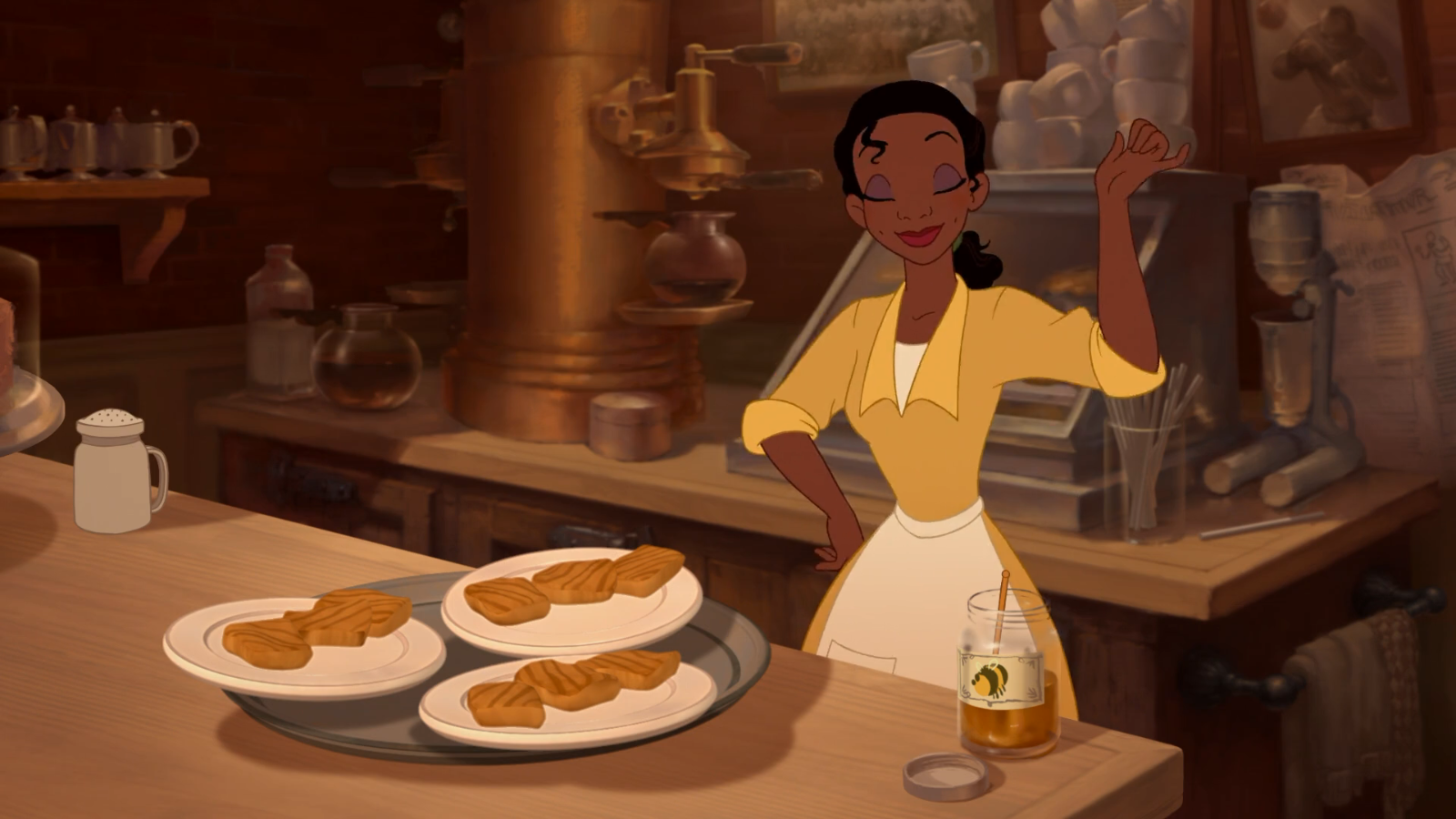 The Princess and the Frog Movie Review