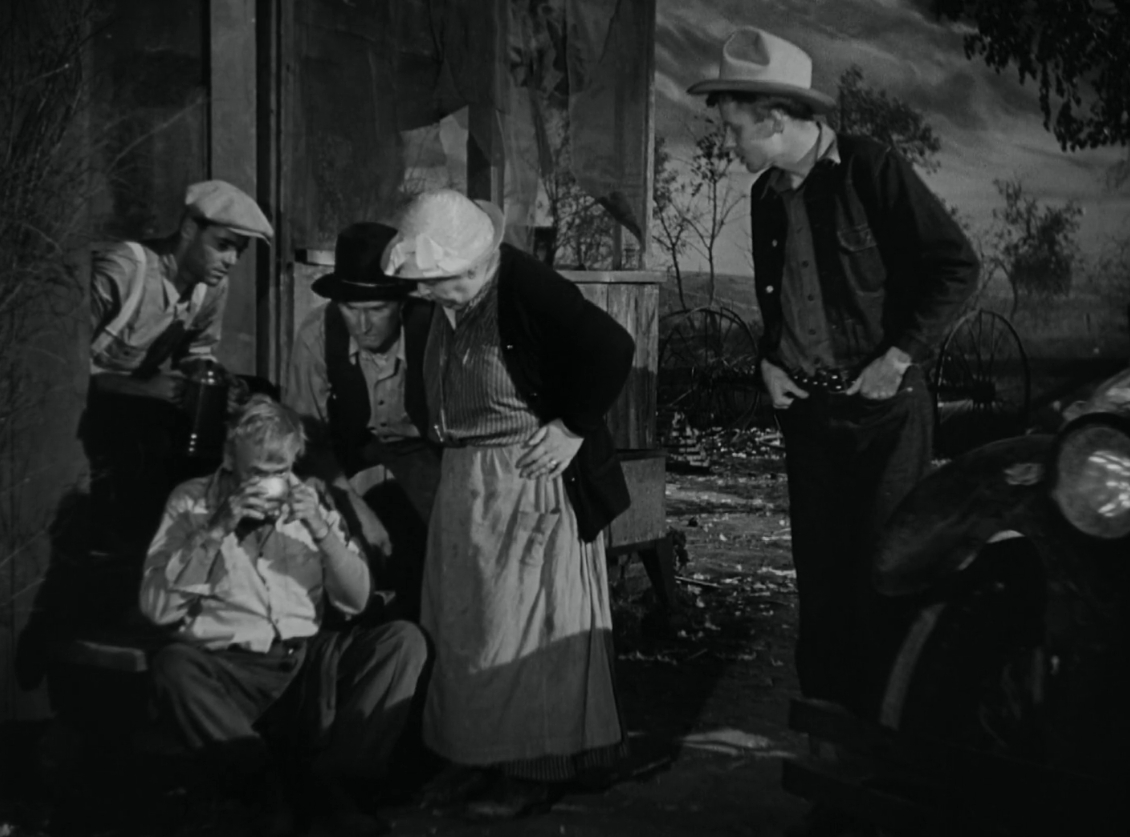 Movie: The Grapes Of Wrath - The People And The Depression