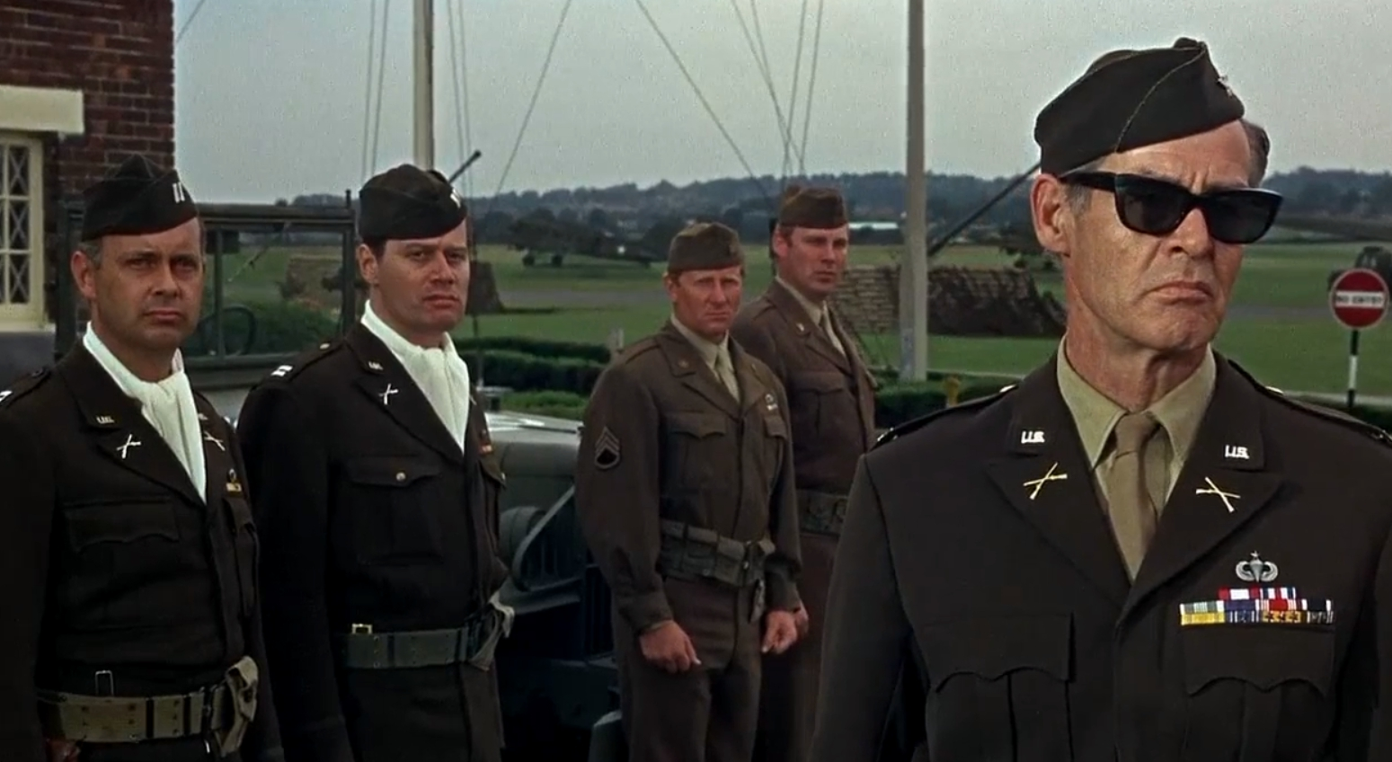 The Dirty Dozen Movie Review