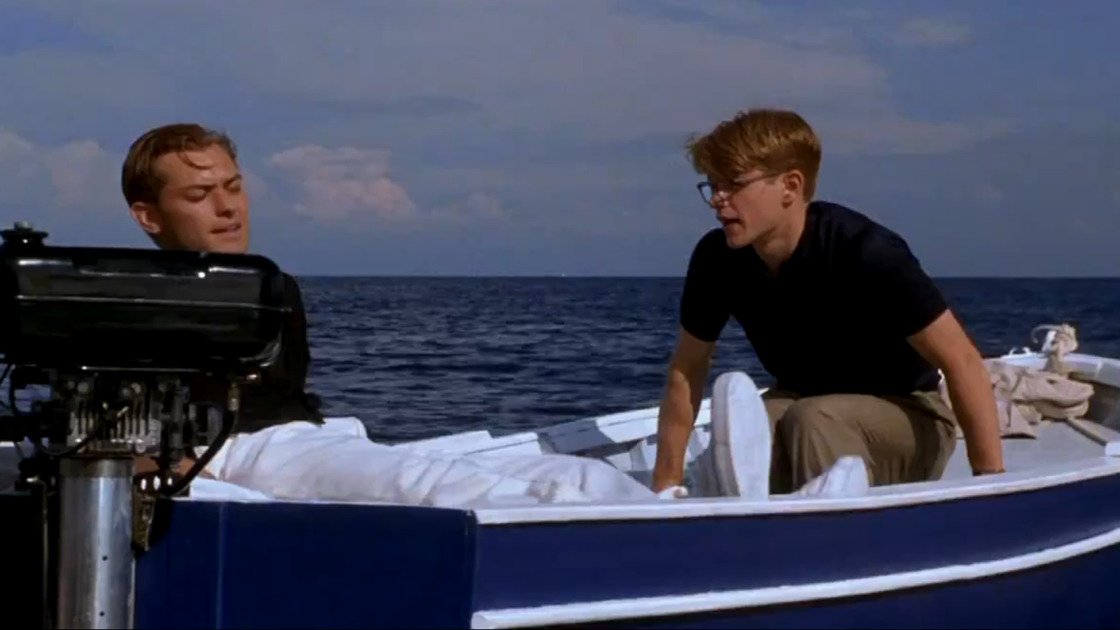 The Talented Mr. Ripley Movie Review