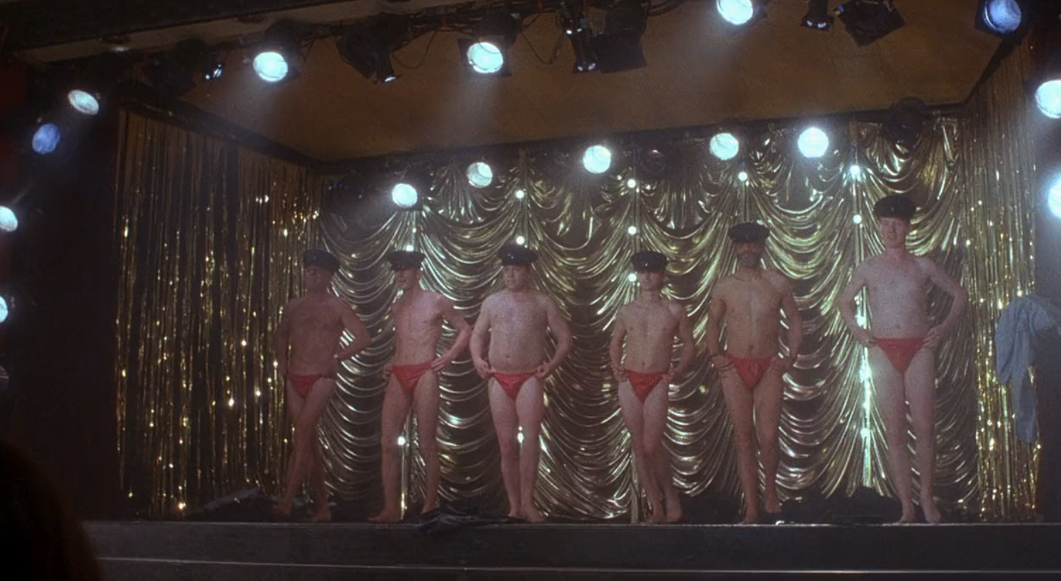 The Full Monty Movie Review