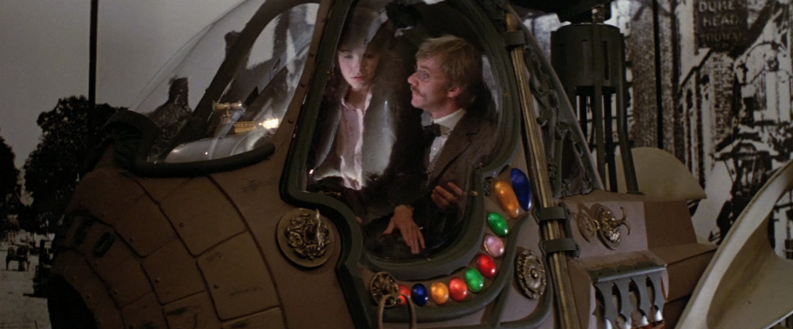 Time After Time Movie Review