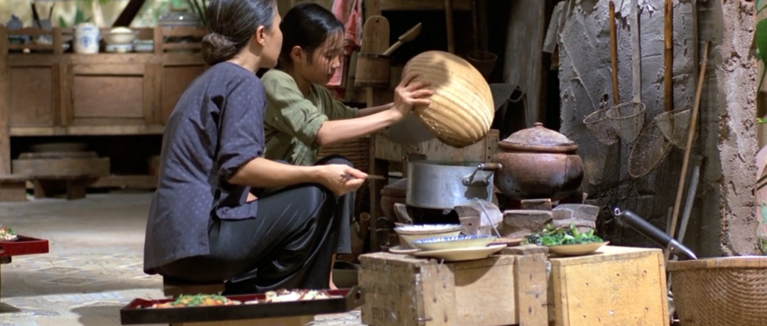 The Scent of Green Papaya Movie Review