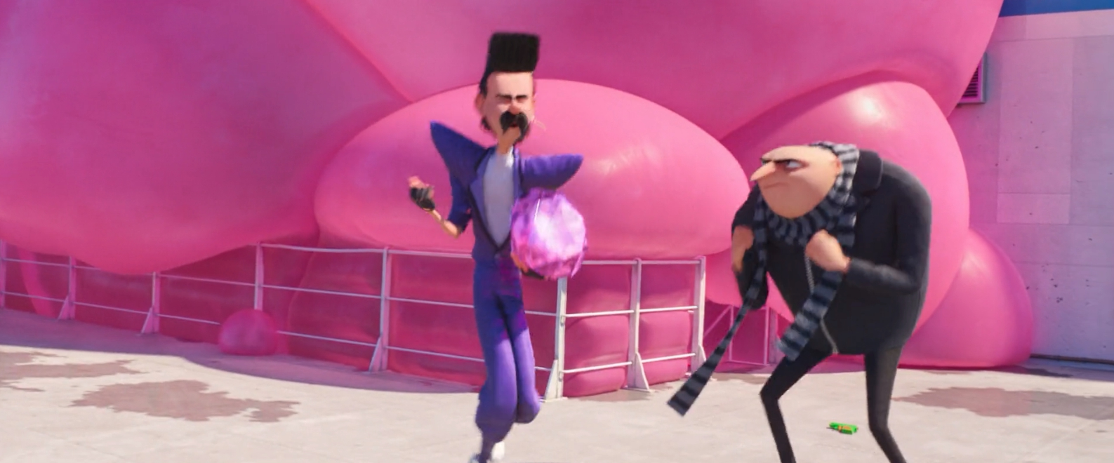 Despicable Me 3 Movie Review
