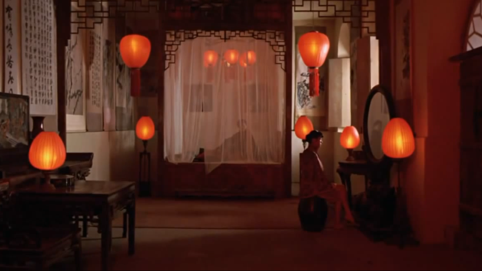 Raise the Red Lantern Movie Review