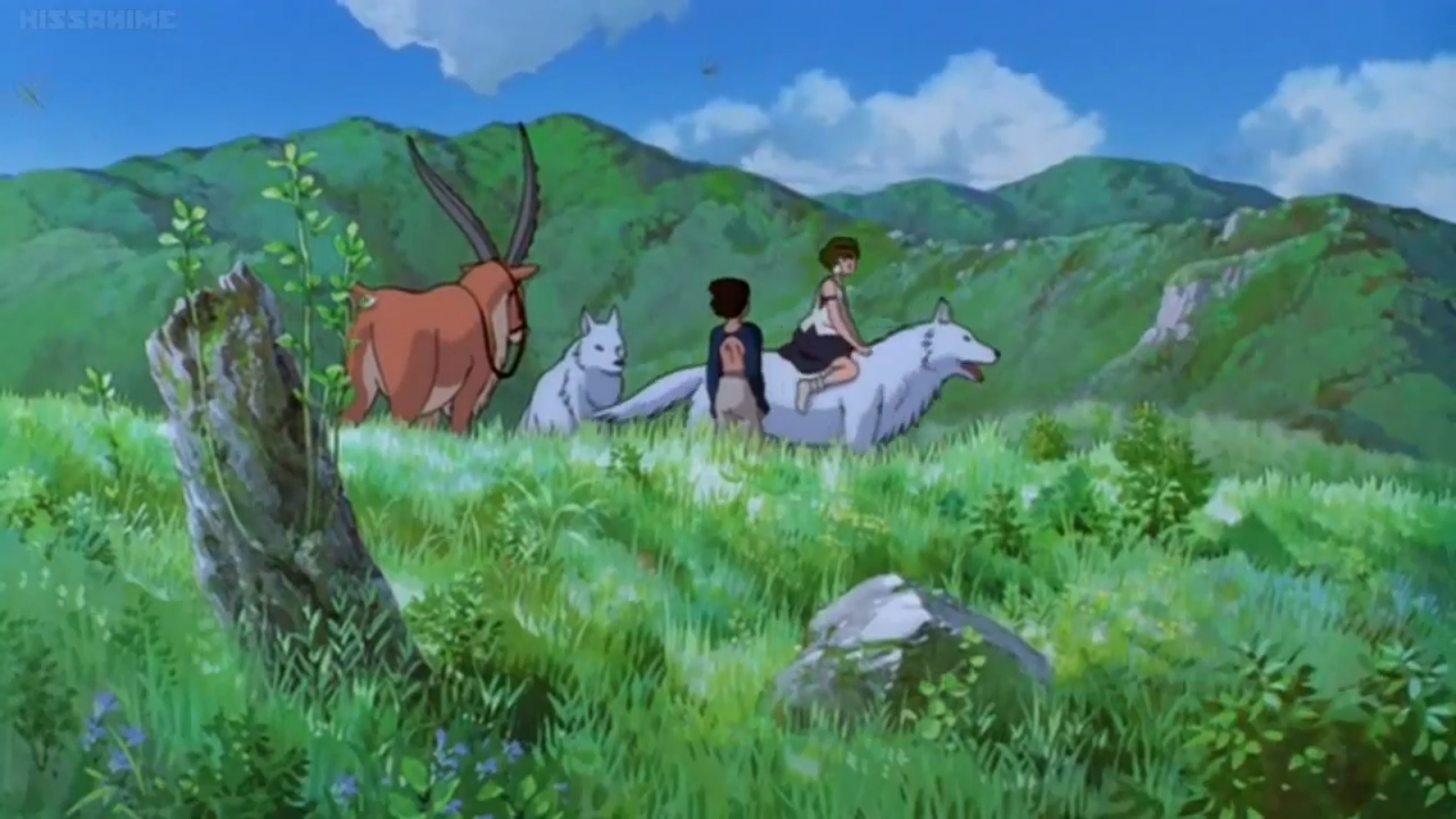 Princess Mononoke Movie Review