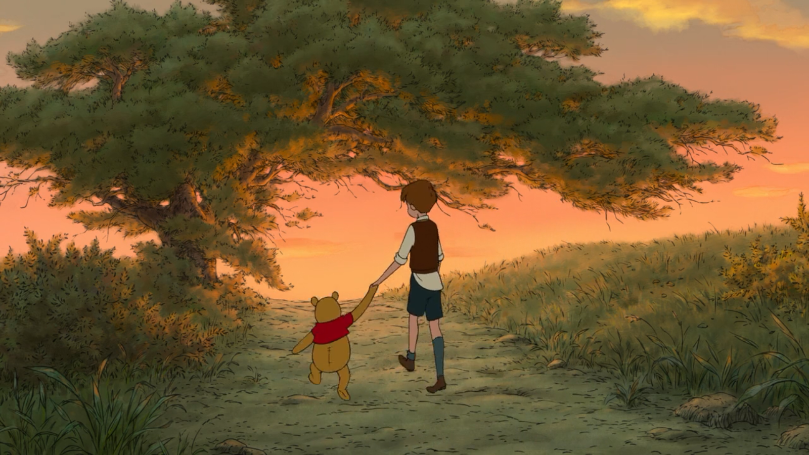 Winnie the Pooh Movie Review