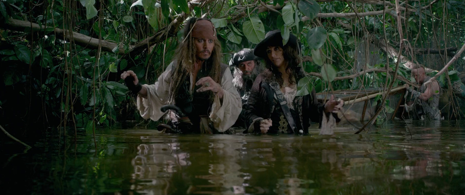 Pirates of the Caribbean: On Stranger Tides Movie Review