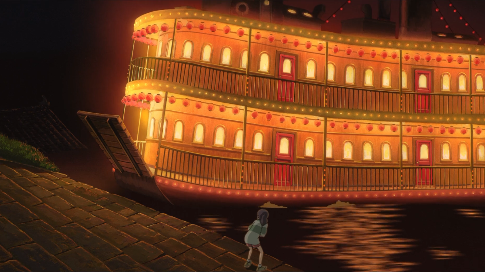 Spirited Away Movie Review Movie Reviews Simbasible