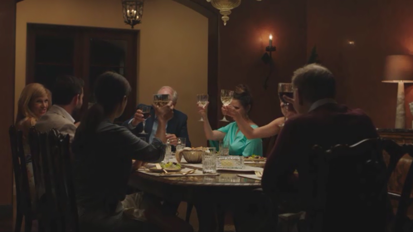 Beatriz at Dinner Movie Review