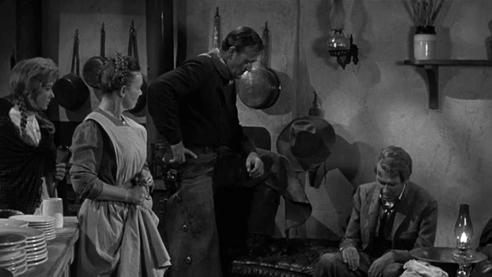 The Man Who Shot Liberty Valance Movie Review