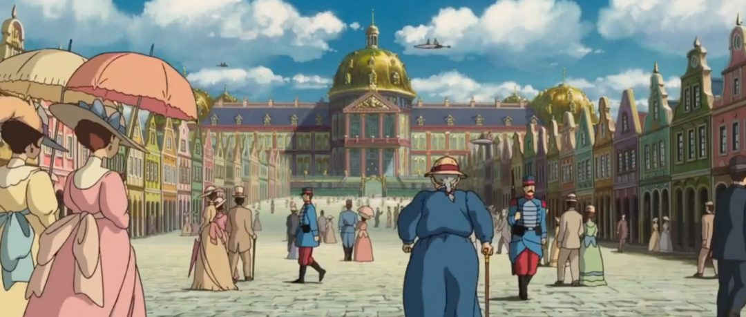 Howl's Moving Castle Movie Review
