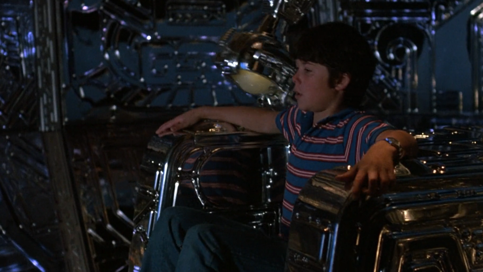 Flight of the Navigator Movie Review