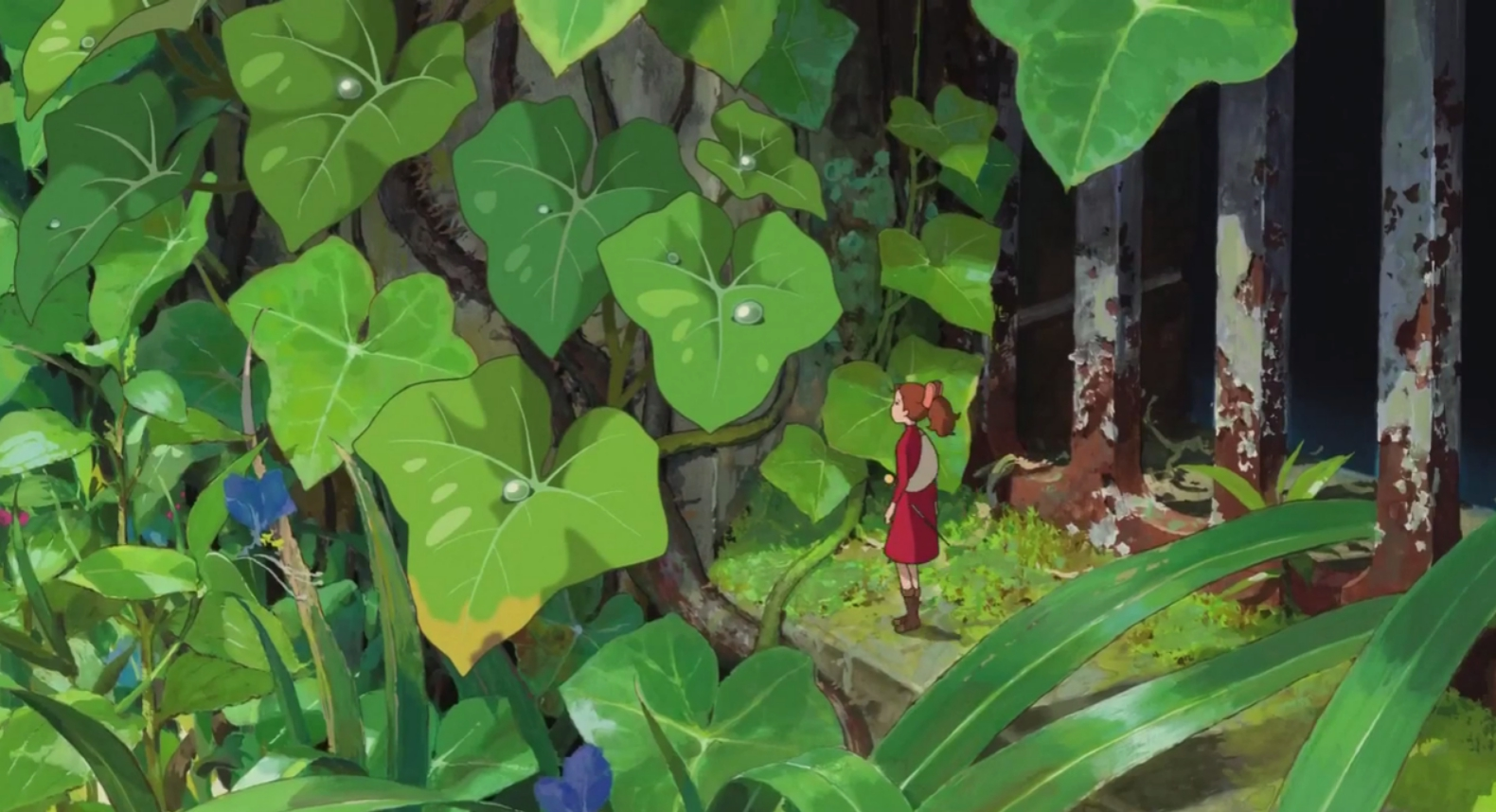 The Secret World of Arrietty Movie Review