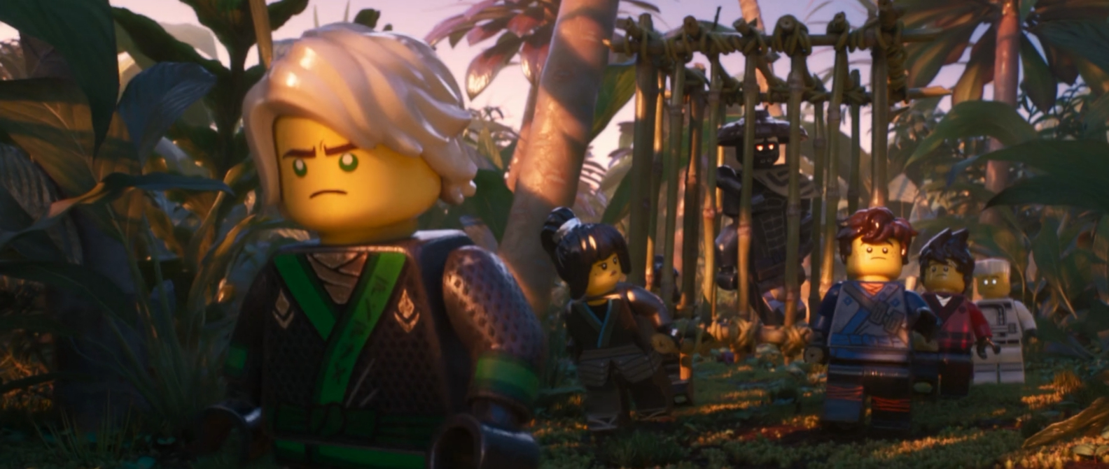 The Lego Ninjago Movie Movie Review